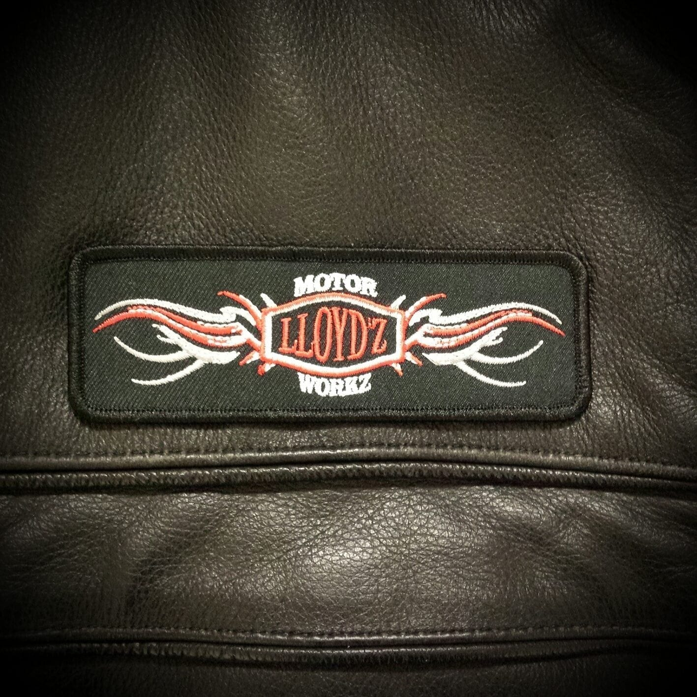 LLOYD'Z Tribal Logo Patch