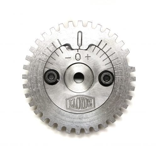 Lloyd'z: Adjustable Timing Gear