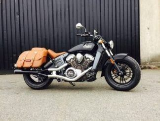 RPW Indian Scout Slip-On Mufflers