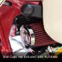 LLOYD'Z Torque Tubes Intake W/Chrome End-Caps