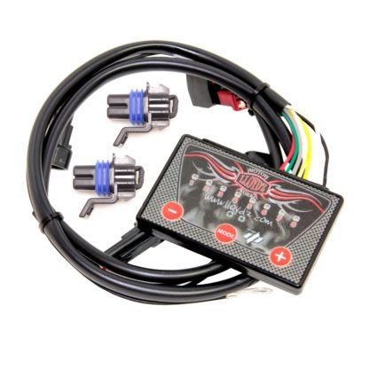 LLOYD'Z Victory Fuel Controller, Gen 3 (Includes 02 Resistors for 2016 Models)